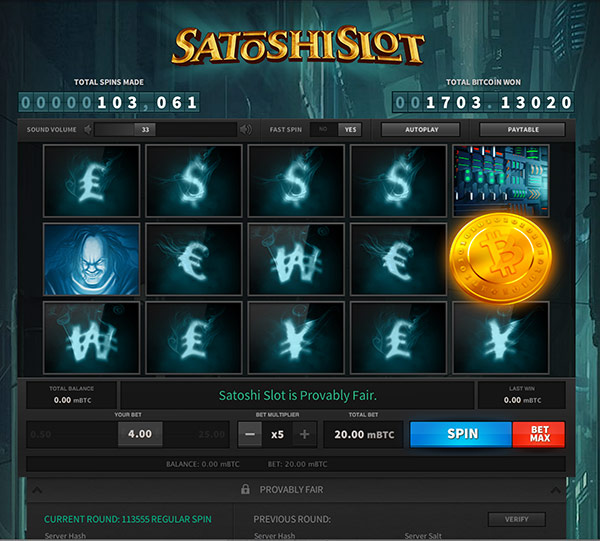 Satoshi Slot